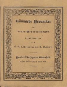 Denkwürdigkeiten des Bürgerkriegs. Bd. 7