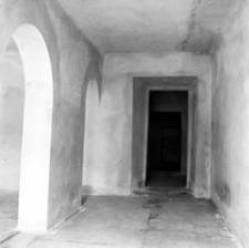 [Remont ówczesnego muzeum rzeszowskiego (obecnie Muzeum Etnograficzne)] [Fotografia]