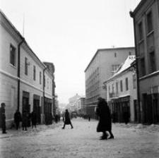 [Ul. Grunwaldzka. Widok od ul. Kościuszki] [Fotografia]