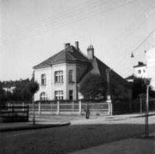 Willa Wanga Przy Skrzyżowaniu Ulic Jagiellońskiej I Zygmuntowskiej