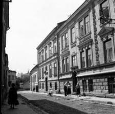 Nieistniejące Kamienice Przy Ul Słowackiego W Głębi Dom Amstera