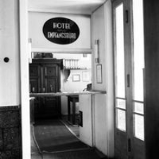 [Wnętrze Hotelu Reichshof] [Fotografia]