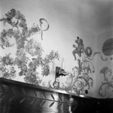 """[Ul. Kościuszki. Wnętrze restauracji """"Lemberg"""" w kamienicy nr 5] [Fotografia]"""