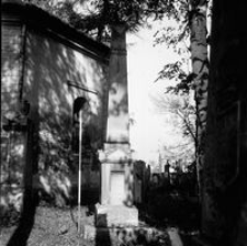 [Stary cmentarz w Rzeszowie] [Fotografia]