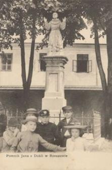 Pomnik Jana z Dukli w Rzeszowie [Pocztówka]