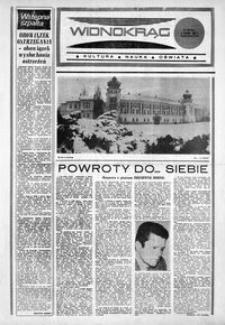 Widnokrąg : kultura, nauka, oświata. 1986, nr 2 (21 stycznia)