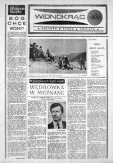 Widnokrąg : kultura, nauka, oświata. 1986, nr 3 (4 lutego)