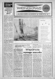 Widnokrąg : kultura, nauka, oświata. 1986, nr 8 (15 kwietnia)