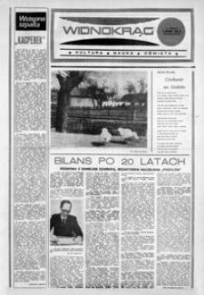 Widnokrąg : kultura, nauka, oświata. 1986, nr 11 (3 czerwca)