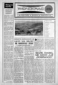 Widnokrąg : kultura, nauka, oświata. 1986, nr 15 (29 lipca)