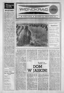 Widnokrąg : kultura, nauka, oświata. 1986, nr 16 (12 sierpnia)