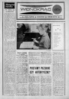 Widnokrąg : kultura, nauka, oświata. 1986, nr 17 (26 sierpnia)