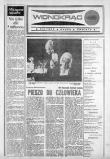 Widnokrąg : kultura, nauka, oświata. 1986, nr 24 (2 grudnia)
