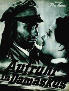 Illustrierter Film-Kurier : Aufruhr in Damaskus. [1939], nr 2827