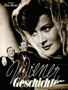 Illustrierter Film-Kurier : Wiener Geschichten. [1940], nr 3107