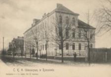 C. K. II. Gimnazyum w Rzeszowie [Pocztówka]
