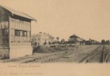 Dworzec Rzeszów - Staroniwa [Pocztówka]