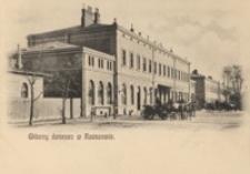 Główny dworzec w Rzeszowie [Pocztówka]