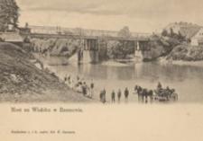 Most na Wisłoku w Rzeszowie [Pocztówka]