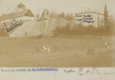 Rzeszów, zamek po ks. Lubomirskim [Pocztówka]