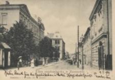 Ulica Sandomierska w Rzeszowie [Pocztówka]