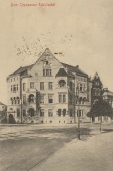 Dom Czynszowy Tekielskich [Pocztówka]