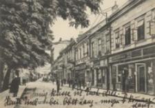 Rzeszów - ulica Kościuszki [Pocztówka]