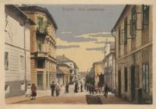 Rzeszów. Ulica sandomierska [Pocztówka]