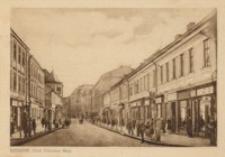 Rzeszów. Ulica Trzeciego Maja [Pocztówka]