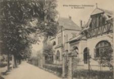 Willa Pilinskiego i Tekiełskiego w Rzeszowie [Pocztówka]