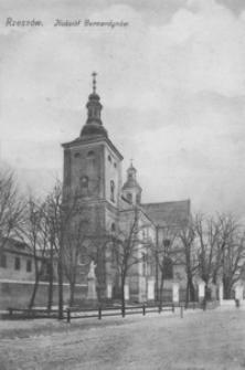 Rzeszów. Kościół Bernardynów [Pocztówka]