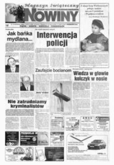 Nowiny : gazeta codzienna. 1999, nr 64-83 (kwiecień)