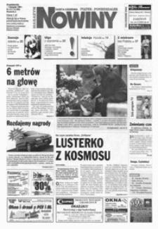 Nowiny : gazeta codzienna. 1999, nr 213-232 (listopad)