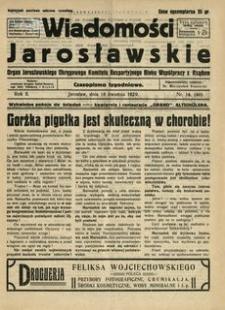 Wiadomości Jarosławskie : organ Jarosławskiego Okręgowego Komitetu Bezpartyjnego Bloku Współpracy z Rządem. 1929, R. 2, nr 16 (kwiecień)