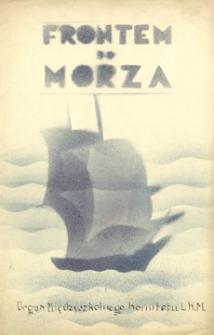Frontem do morza : organ Międzyszkolnego Komitetu Ligi Morskiej i Kolonjalnej. 1935, R. 3, nr 21 (czerwiec)
