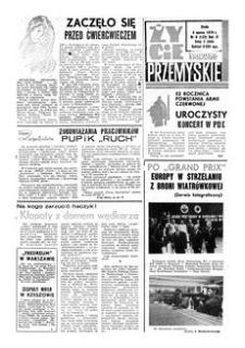 Życie Przemyskie : tygodnik społeczny. 1970, R. 4, nr 9 (122) (4 marca)