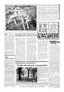 Życie Przemyskie : tygodnik społeczny. 1970, R. 4, nr 19 (132) (13 maja)
