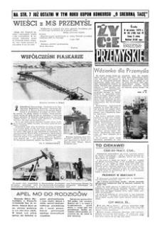 Życie Przemyskie : tygodnik społeczny. 1970, R. 4, nr 36 (149) (9 września)