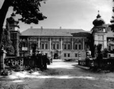 [Muzeum-Zamek w Łańcucie nr 1] [Fotografia]