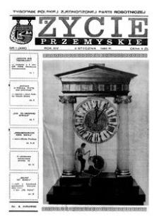 Życie Przemyskie : tygodnik Polskiej Zjednoczonej Partii Robotniczej. 1980, R. 14, nr 1 (635) (2 stycznia)