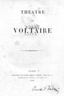 Théatre de Voltaire