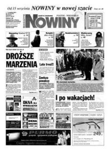 Nowiny : gazeta codzienna. 2000, nr 170 (1-3 września)