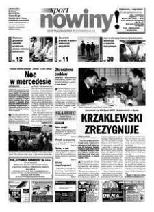 Nowiny : gazeta codzienna. 2000, nr 235 (4 grudnia)
