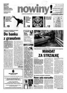 Nowiny : gazeta codzienna. 2000, nr 251 (28 grudnia)