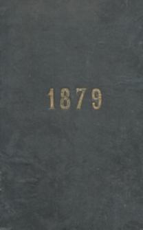 Szematyzm Królestwa Galicyi i Lodomeryi z Wielkiem Księstwem Krakowskiem na rok 1879
