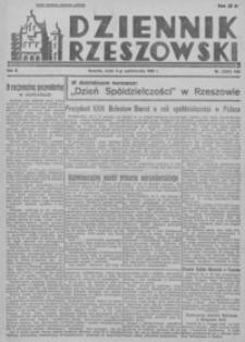 Dziennik Rzeszowski. 1946, R. 2, nr 445-457, 459-462, 464-465, 467-470 (październik)