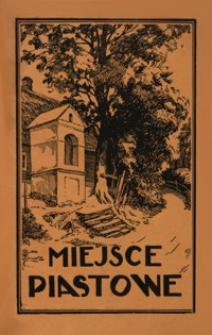 Miejsce Piastowe : jednodniówka jubileuszowa