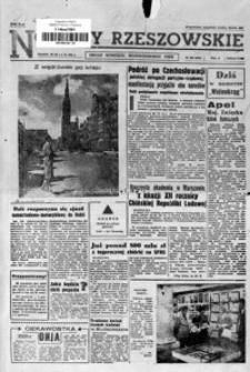 Nowiny Rzeszowskie : organ KW Polskiej Zjednoczonej Partii Robotniczej. 1961, nr 232-258 (październik)