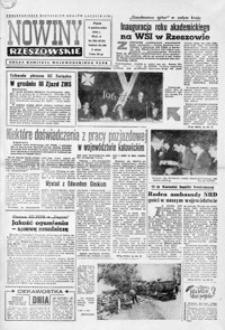 Nowiny Rzeszowskie : organ KW Polskiej Zjednoczonej Partii Robotniczej. 1964, nr 233-259 (październik)