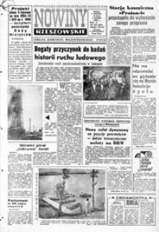 Nowiny Rzeszowskie : organ KW Polskiej Zjednoczonej Partii Robotniczej. 1965, nr 180-206 (sierpień)